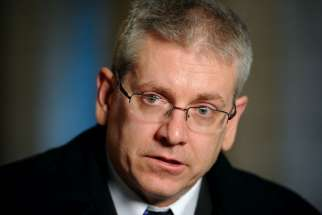 New Democrat MP Charlie Angus
