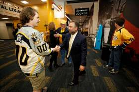 Execs at helm of Nashville Predators aim to foster culture of service
