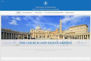 Vatican's anti-abuse commission launches a new website Dec. 6.