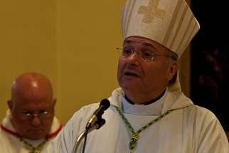Canadian bishops won't publish new policy on minor protection till 2018
