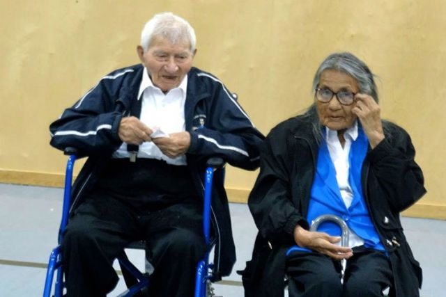 In search of Canada's longest married couple