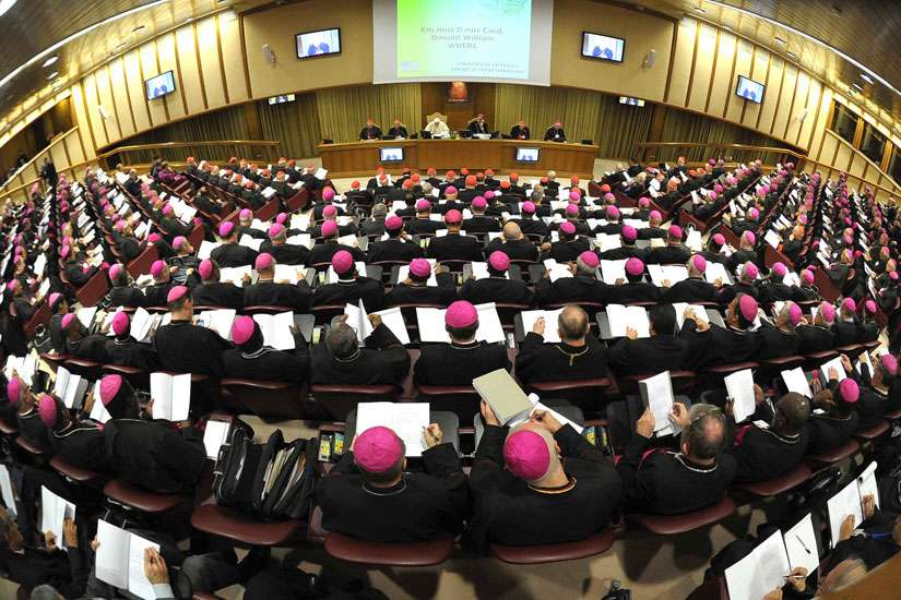 Back to the synod: Year given for 'discernment' also brought debate