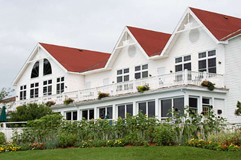 The Glen House Resort near Gananoque, Ont., where the annual Women's Fall Retreat is held. This year's event takes place Sept. 16.
