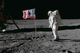 Moon landing inspired a country and a career in aerospace engineering