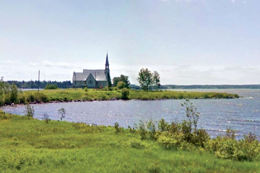 Church of the Infant Jesus, perched on a point jutting into Long Lake, had been a fixture in the First Nation community for almost 70 years.