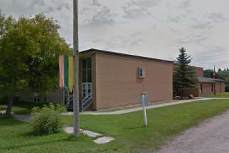 St. Theodore Catholic School in Theodore, Sask.
