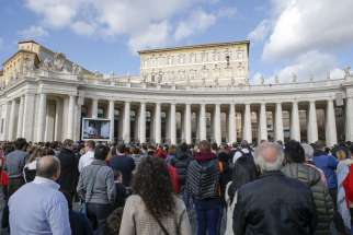 Vatican to care for homeless woman who gave birth outside of St. Peter's