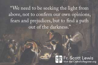 God's Word on Sunday: Bright future lies on the path of light