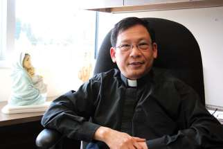 Fr. Joseph Le's faith journey brought him from Vietnam's prison and labour camps to Canada.