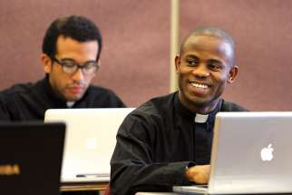 Catholic higher education increases the chances that men will consider joining the priesthood.