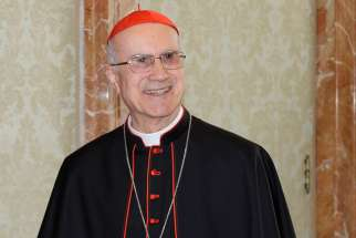 Former Secretary of State Cardinal Tarcisio Bertone has rejected allegations that he mishandled 15 million euros ($20 million) from Vatican bank accounts.