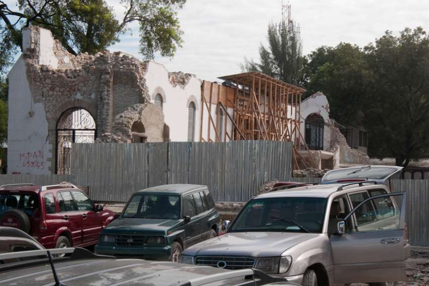 Catholic groups condemn reconstruction failure 10 years after Haiti's killer quake