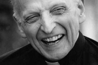 The general postulator of the Society of Jesus said he has begun compiling all of the writings of Jesuit Father Pedro Arrupe and seeking eyewitnesses who can attest to the holiness of order's late superior general. Father Arrupe is pictured in an undated photo.