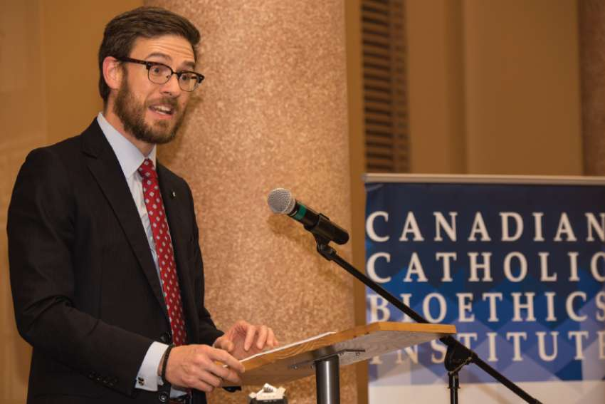 Andrew Bennett, Canada's former religious freedom ambassador, fears the public square is becoming increasingly cut off to religious Canadians.