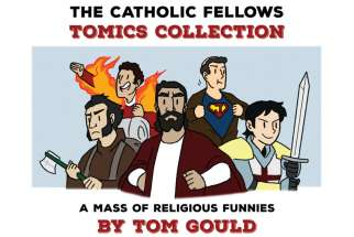 The Tomics Collection of Catholic comics is published by The Catholic Fellows. The Catholic Fellows founder, Matt Martinusen, said the aim is to share the Gospel in a humourous way.