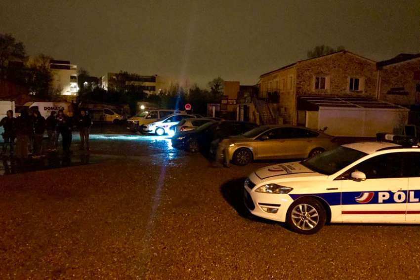 An attack at a retirement home for missionaries to Africa in Montepellier, France late Nov. 24 has left one dead caregiver.