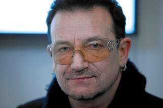 U2 lead vocalist Bono says Christian artists need to have 'brutal honesty' in their songs.