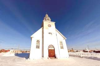 A decision will soon need to be made on whether to repair or tear down St. Francis Xavier Church in Attawapiskat in northern Ontario.