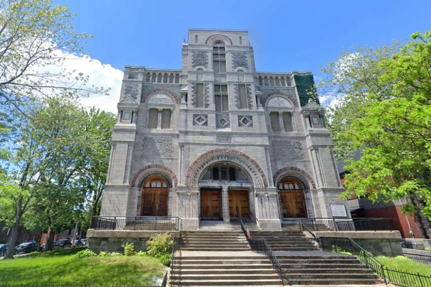 Engineers have ordered Montreal's St. Gabriel's Parish closed due to structural damage to the church's tower.