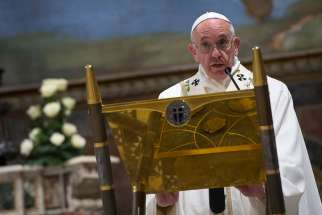 Church's credibility found in showing mercy, Pope says in new book