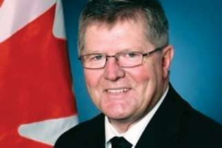 "Senator Don Plett has urged his colleagues to do a ""thorough and rigorous vetting process"" on the transgender Bill C-16."