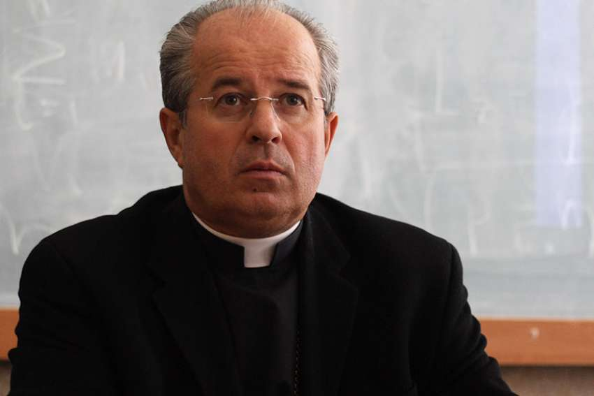 Archbishop Ivan Jurkovic, Holy See's Permanent Observer to the United Nations, told the UN Human Rights Council that the death penalty doesn't solve problems.