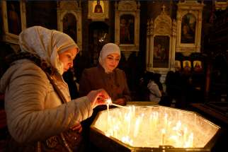 Sister Maria Sponsa Iusti Ioseph said Christians in Aleppo feel protected by the prayers of Christians from around the world.