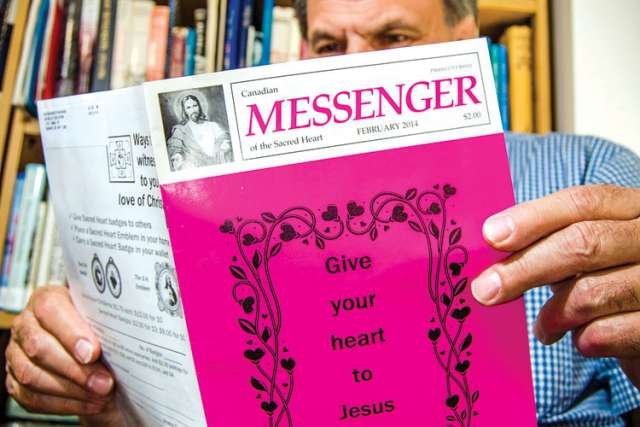 The Canadian Messenger of the Sacred Heart will cease to publish as it can no longer sustain itself financially.