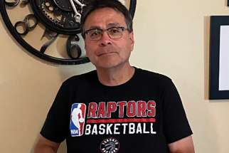 "Dominic Beaudry believes by sharing Ojibwe language and culture in a positive way, including translating the Raptors' ""We The North"" slogan into the language, advances social justice."
