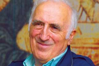 Jean Vanier was the founder of L'Arche, a community supporting people with disabilities.