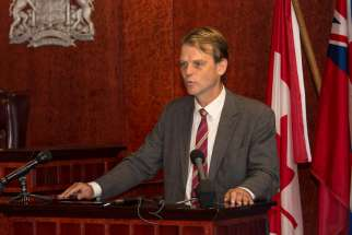 Citizenship and Immigration Minister Chris Alexander