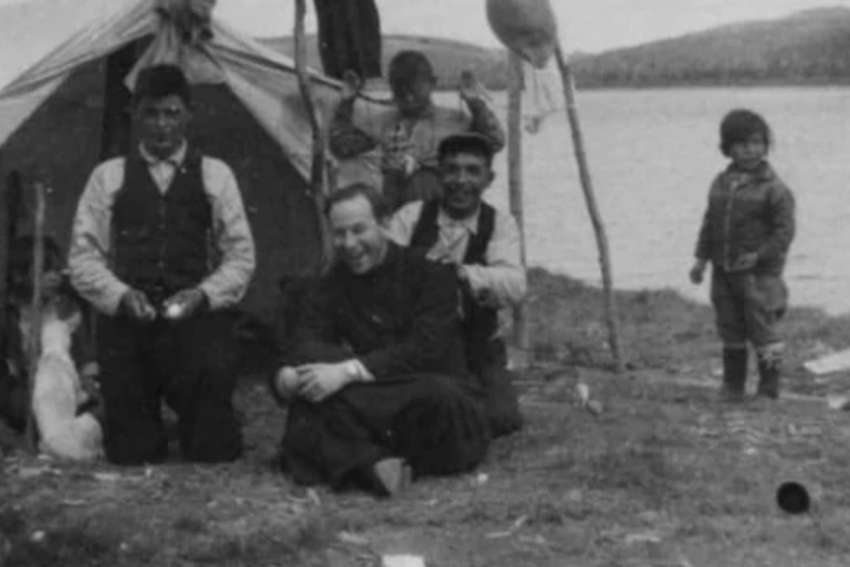 Father Joveneau was a prominent religious leader among the Innu people and was held in high regard in the community. The revelations of alleged abuse came during five days of hearings that ended Dec. 1 by the National Inquiry into Missing and Murdered Indigenous Women and Girls regarding events in the Cote-Nord region in eastern Quebec.