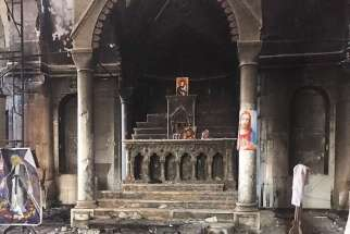 Christians returning to the Nineveh Plain around Mosul, Iraq have found only destruction and betrayal.