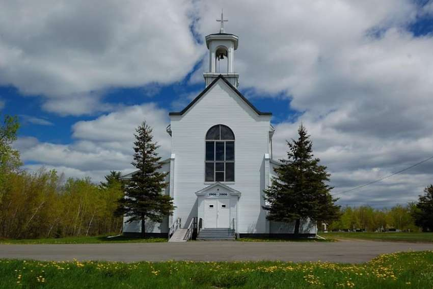 After 106 years, St. Timothy's Parish in Adamsville, N.B., will close its doors for good this spring as a result of low attendance.