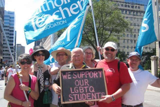 Teachers objecting to OECTA Pride participation feel their voice is unheard