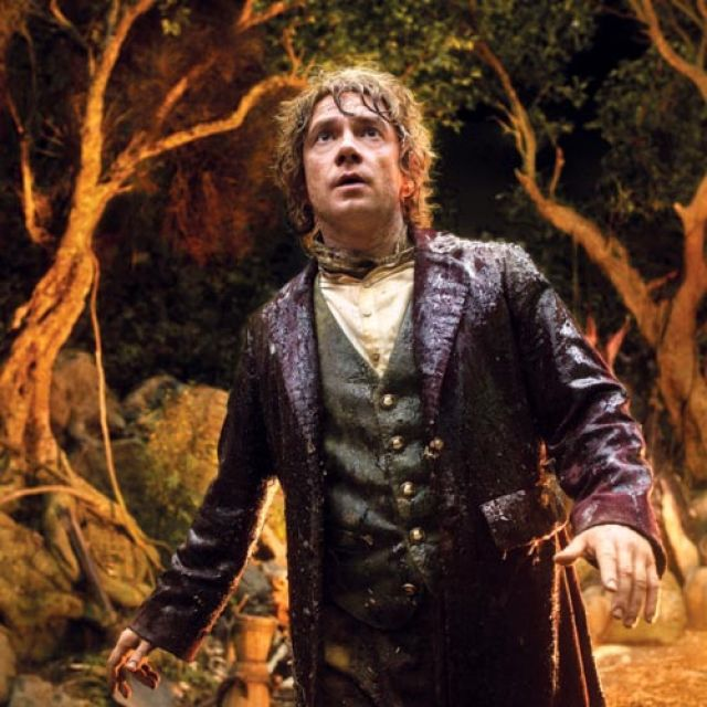 The Hobbit is a coming-of-age story spun by J.R.R. Tolkein, a serious Catholic