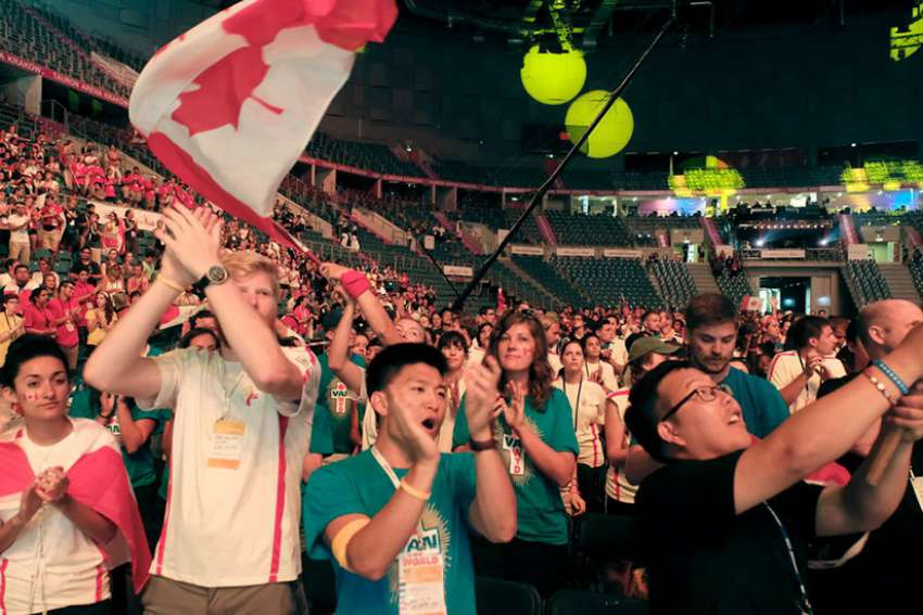 Five months after their pilgrimages to World Youth Day 2016 in Krakow, Poland, young Canadian pilgrims are working to fulfill Pope's message