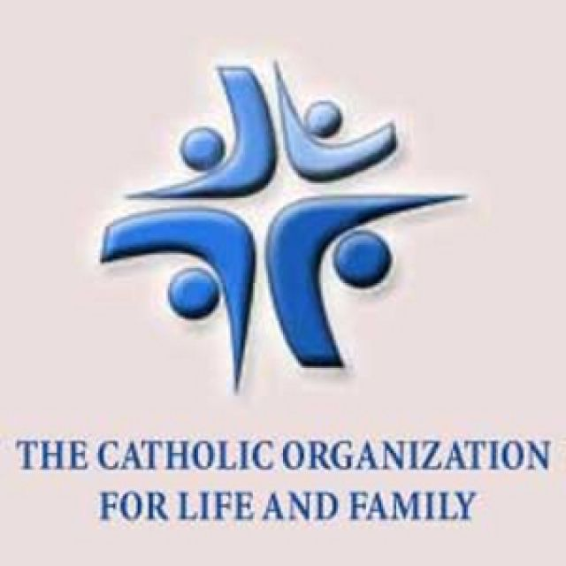 The Catholic Organization for Life and Family is urging families to spread the Good News