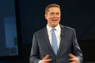 Conservative leader Andrew Scheer has promised to rescind the controversial Liberal carbon tax that went into effect on Jan. 1 for industry and will apply April 1 on consumer goods such as gasoline and home heating fuels.