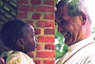 After leaving Montreal, Cardinal Paul-Emile Leger helped develop hospitals and schools in many African countries.