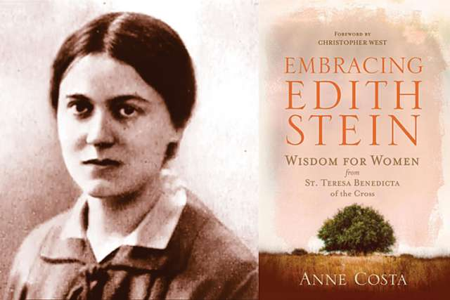 Anne Costa's Embracing Edith Stein doesn't delve deep enough into the spirituality of the woman who was martyred at Auschwitz. Stein, at left, and her thinking needs much more than the 101 pages of Costa's book.