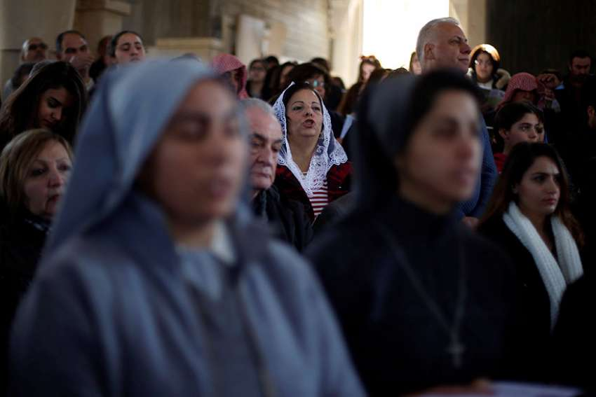 Jerusalem Bishop William Shomali says, although small in numbers, Christian influence in Jordan is still strong through hospitals, charities and schools.