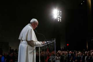 Pope can open United States to a broad range of justice work