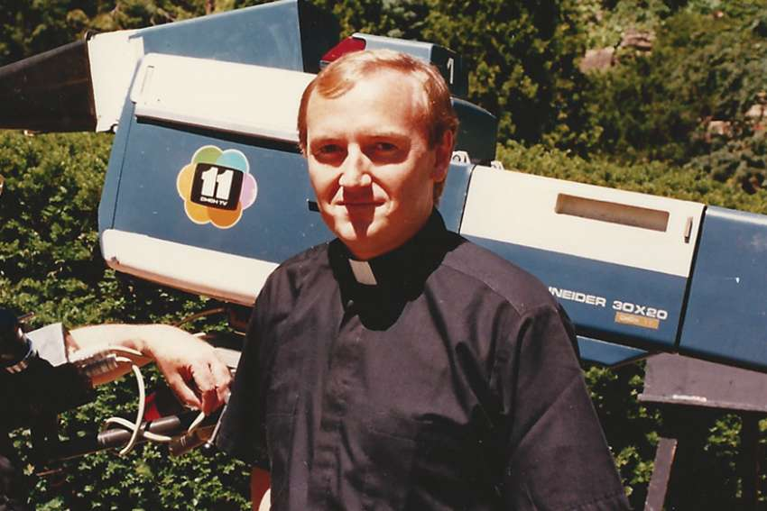 Politician, priest, publisher, author... Fr. Sean O'Sullivan packed a lot into his 37 years.