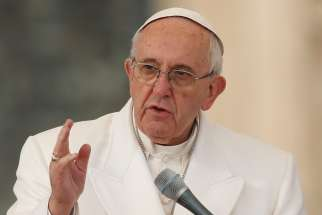 Follow Christ on the path of forgiveness, not vengeance, Pope says