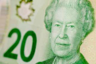 Queen Elizabeth is the only woman to ever grace a Canadian bank note.