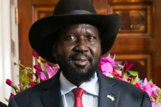 South Sudan President Salva Kiir called for a national day of prayer, which Bishop Santo Loku Pio Doggale, ishop Santo Loku Pio Doggale, Auxiliary Bishop of Juba, called a 'political prayer.'