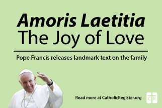 """Amoris Laetitia"" (The Joy of Love)"