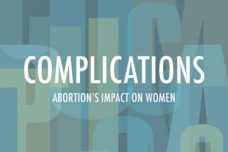 With abortion, there are always Complications