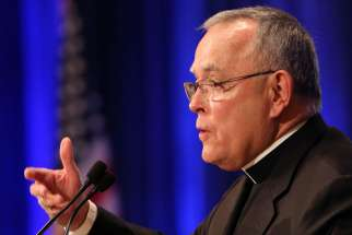 Archbishop Charles J. Chaput of Philadelphia.